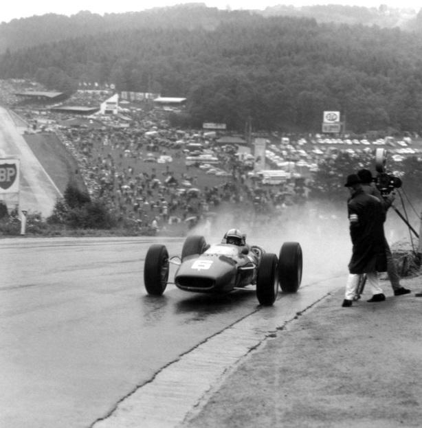 Surtees Spa 1966