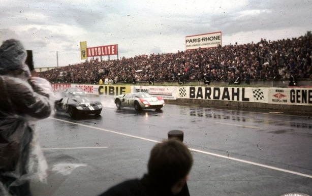 66 Le Mans form finish...
