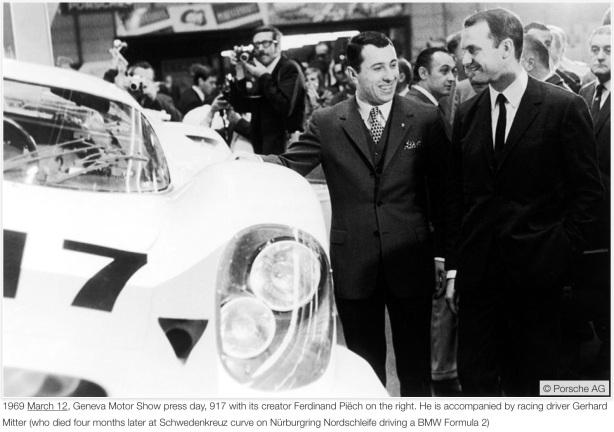 917 at Geneva Show
