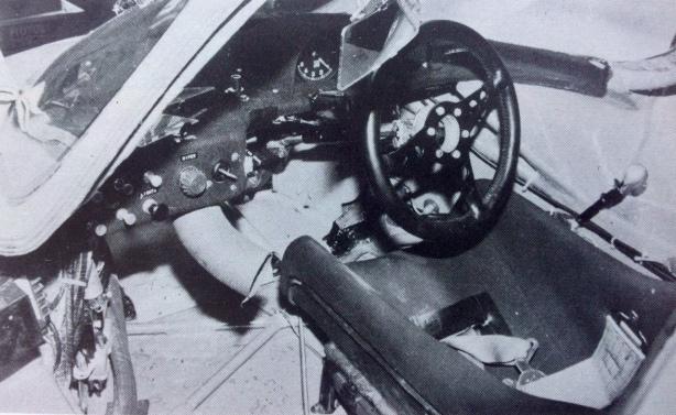 917 cockpit