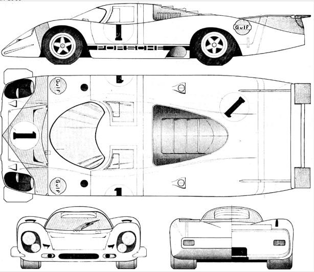 917 cutway 1969 LH