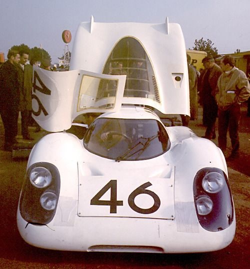 917 Le Mans test weekend