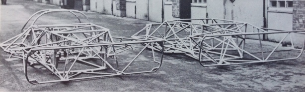 917 spaceframe