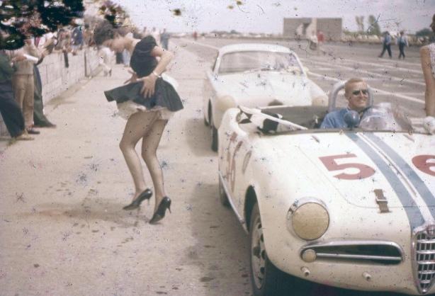 Alfa Giulietta Spyder Veloce