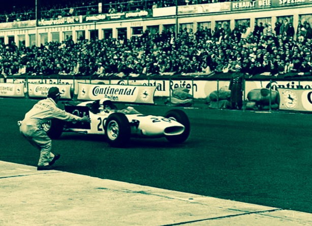 Bucknum German GP 1964