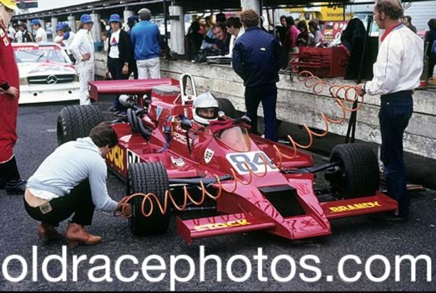 Costanzo, McLaren M26 Chev Sandown 1981