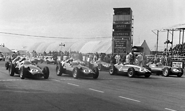 Daily Express Int Trophy Silverstone 1956