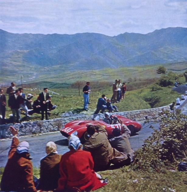 de Portago Mille 1957