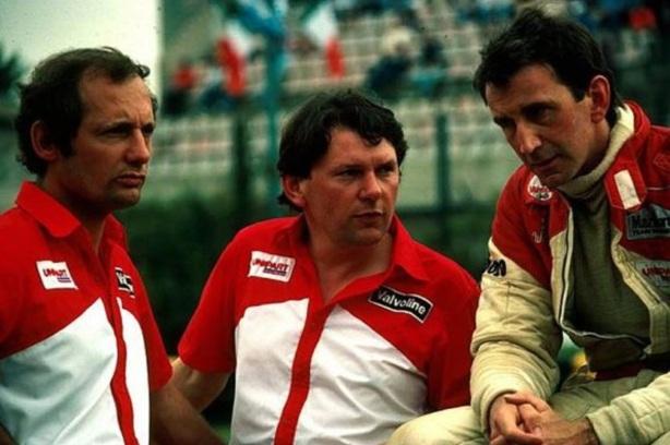 Dennis, Barnard and Watson