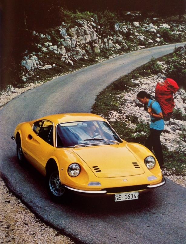 Ferrari Dino 246 Alps