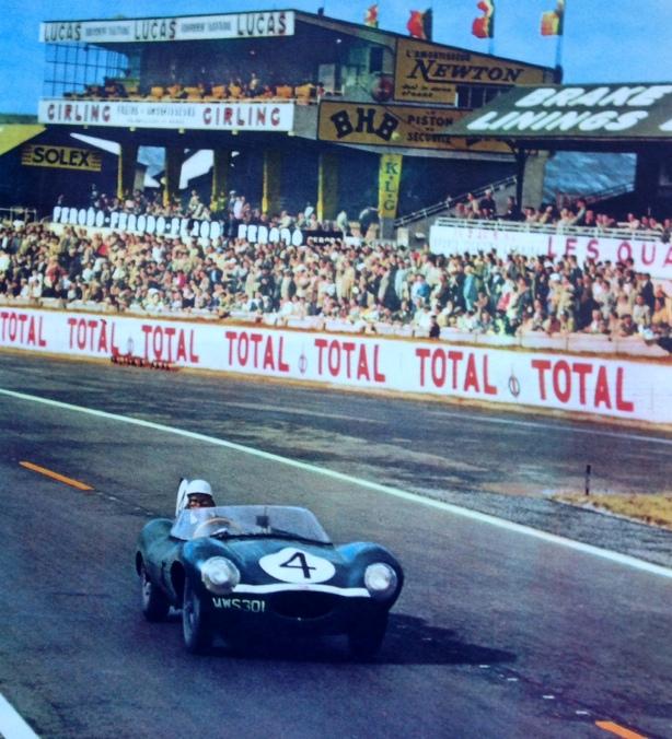 Flockhart Le Mans 1956