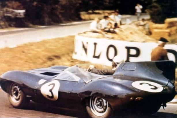 Flockhart Le Mans 1957