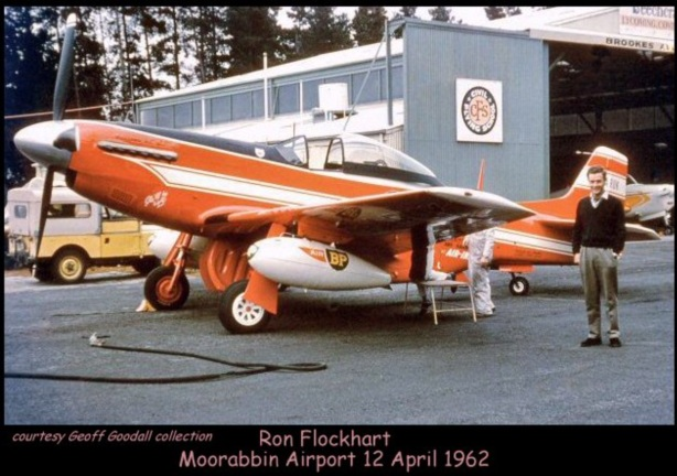 Flockhart Mustang 1962