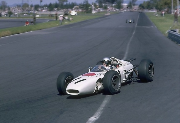 Ginther Mexican GP 1965