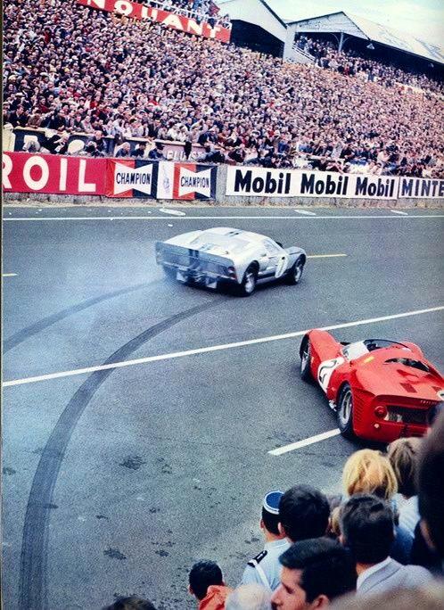Hill Le Mans 1966