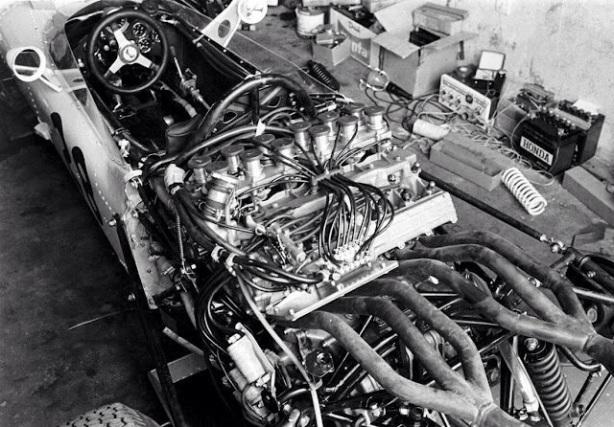 Honda RA271 Monza 1964