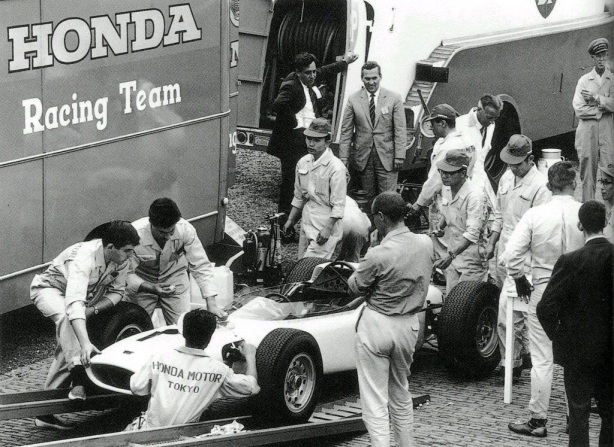 Honda Team Nurburgring 1964