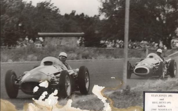 Jones and Hunt AGP 1956