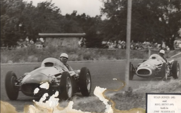 Jones and Hunt AGP 1956