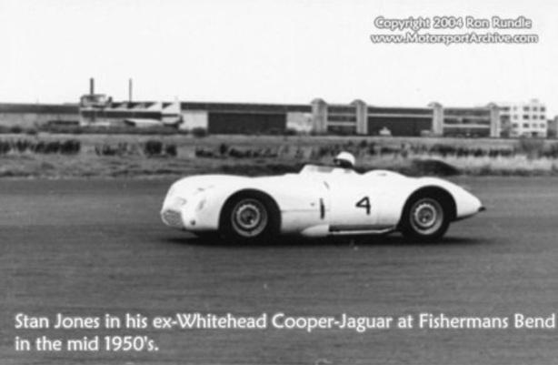 Jones Cooper Jag