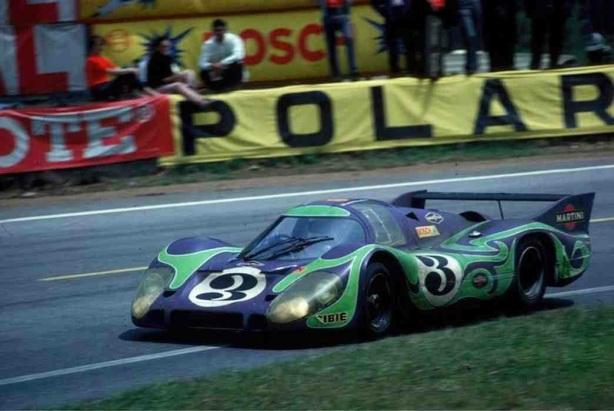 Larrousse Porsche 917L Le Mans 1970