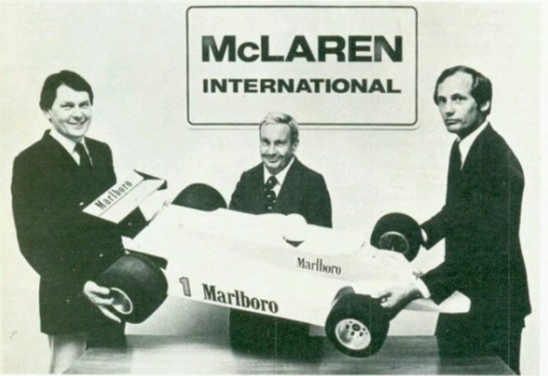 McLaren International launch