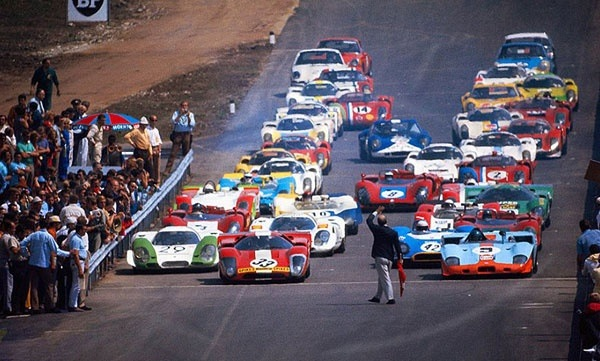 Osterreichring start 1969