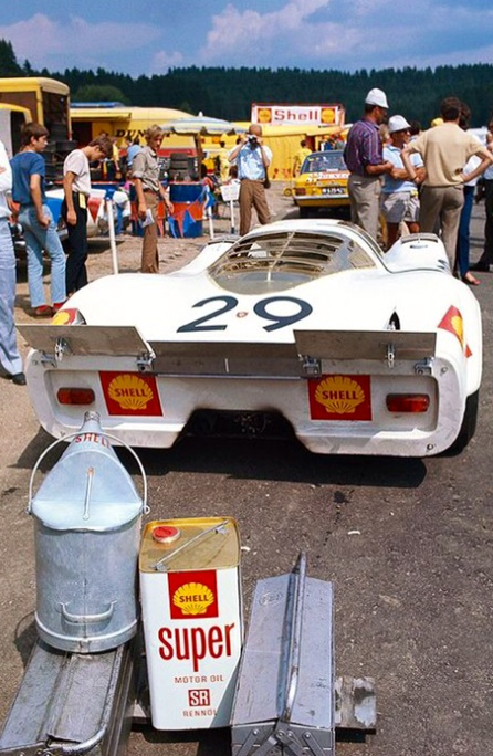 Porsche 917 Spa Siffert 1969