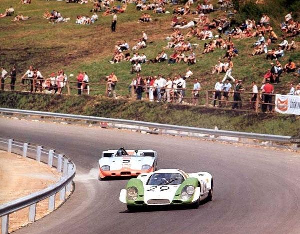 Siffert and Ickx Austria 1969 1000km