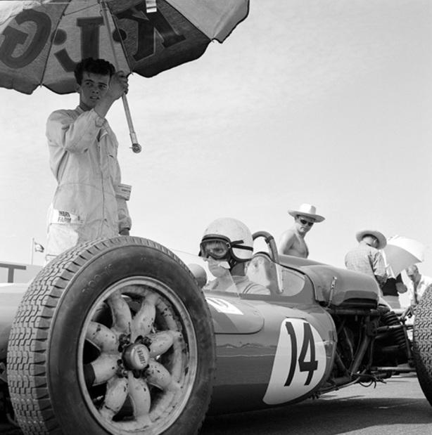 amon 1963 agp cooper