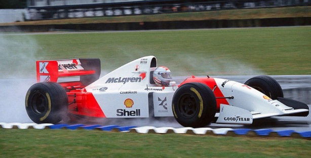 andretti british gp 1993