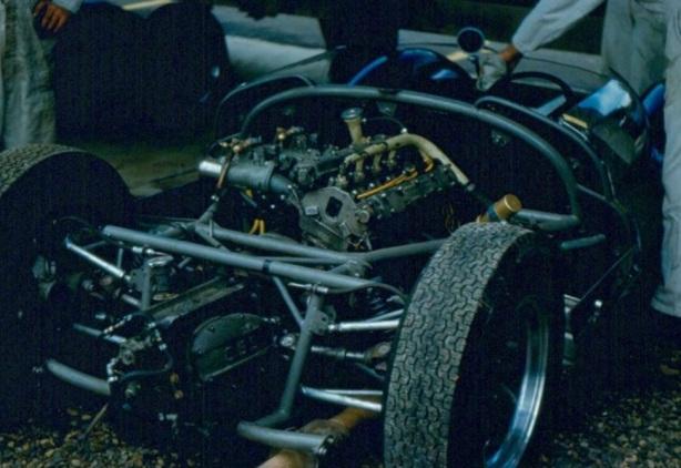 cooper monaco sandown rear end