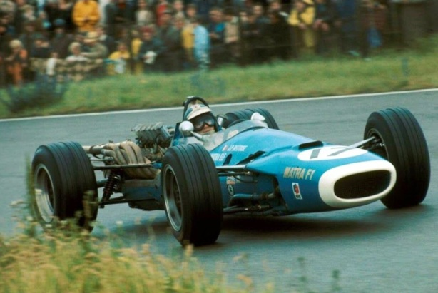 jpj dutch gp 1968 ms11