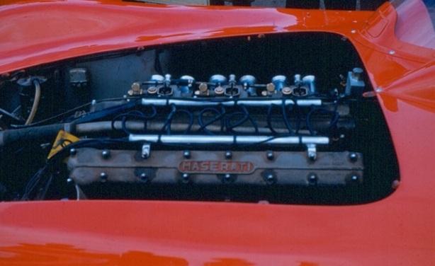 maser 300s engine