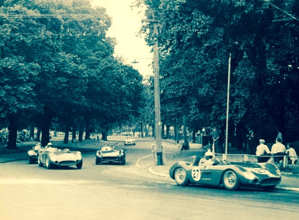 whitford 300s albert park 1958
