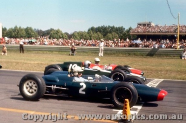 agp 1963 front row