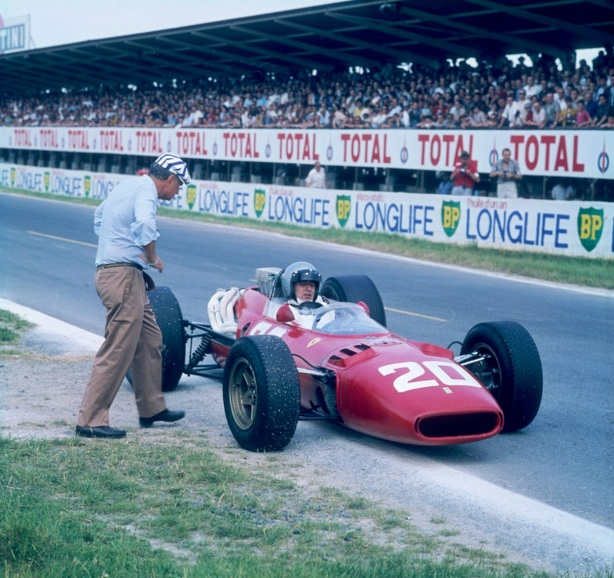 bandini french gp 66