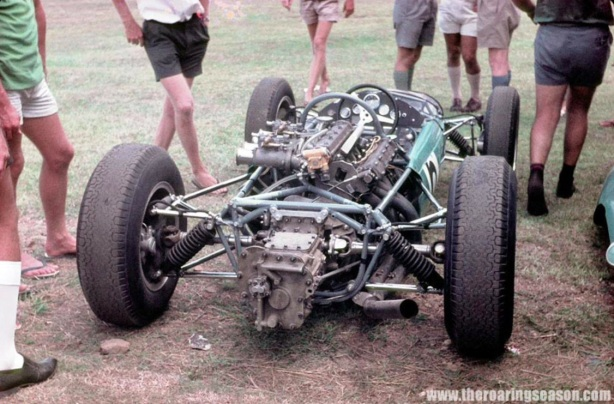 brabham bt 4 from rear