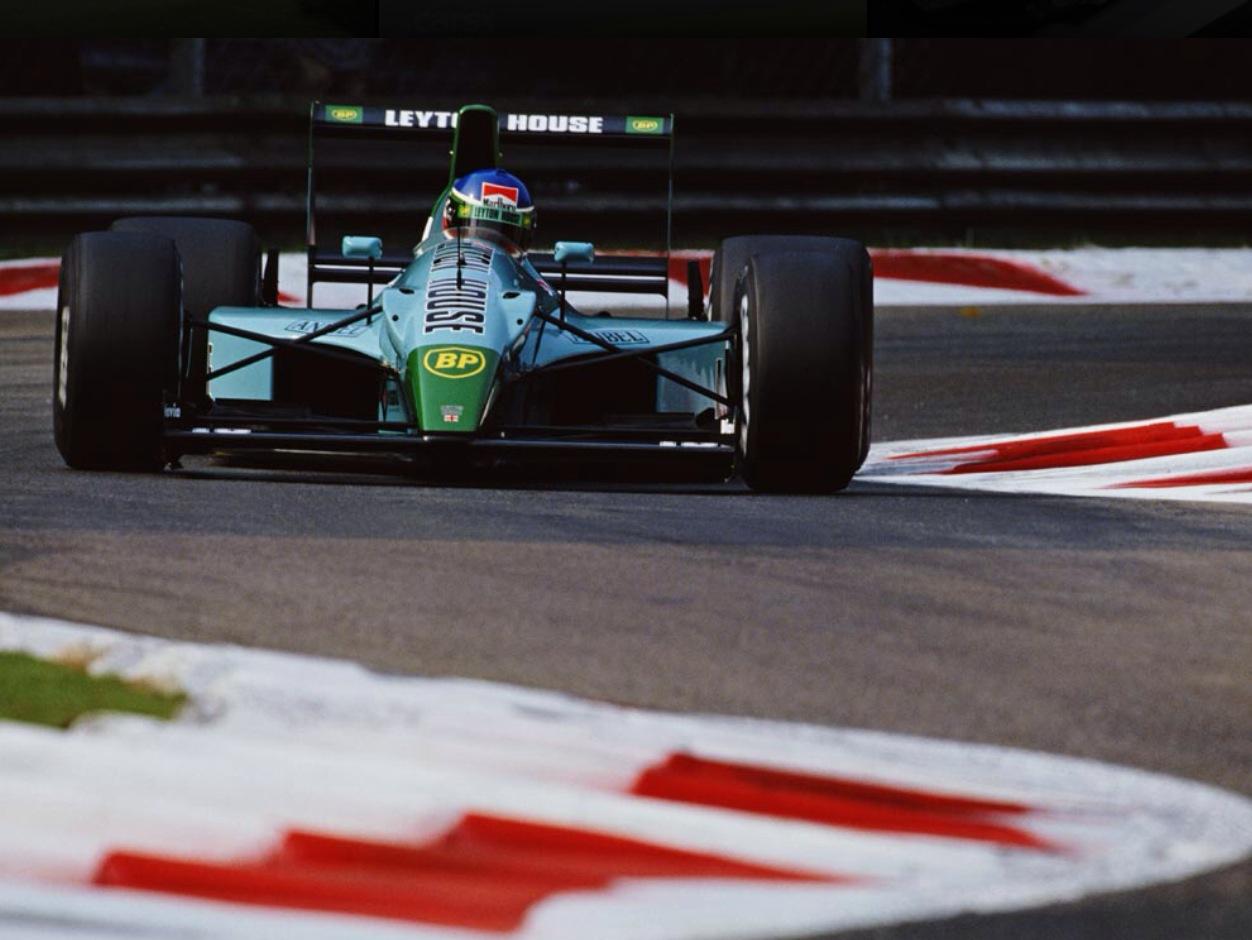 Leyton House F1 - foto by primotipo.com