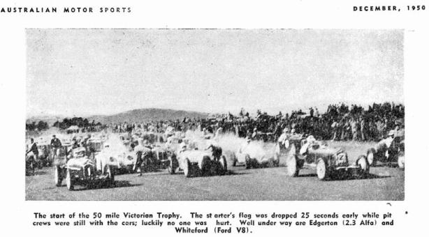 edgerton victorai atrophy 1950
