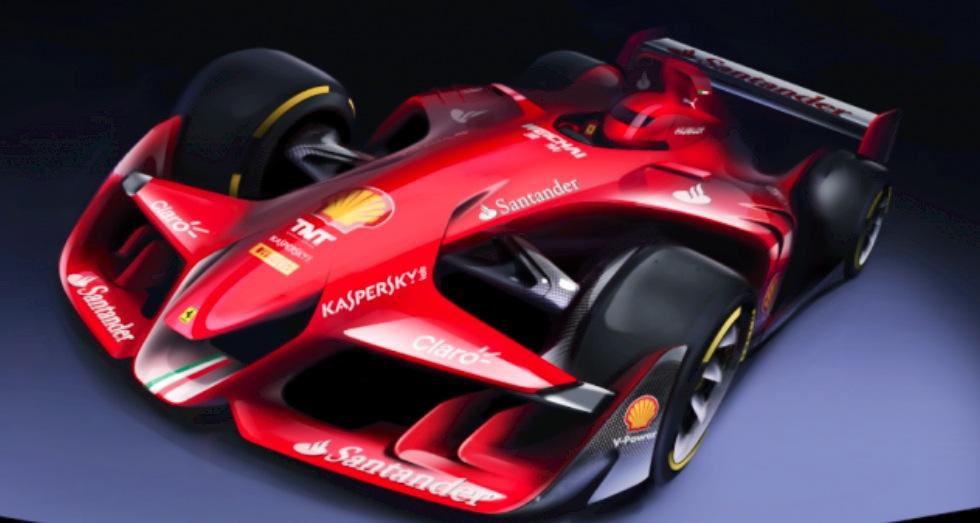Ferrari concept 2016