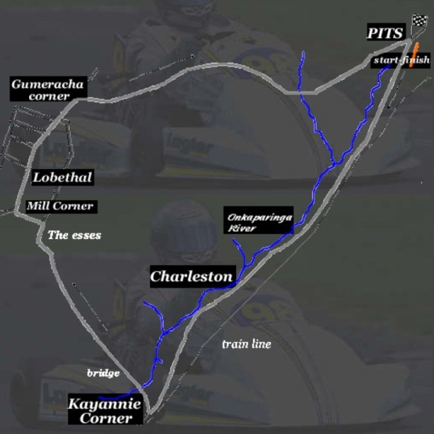 lobethal map 2