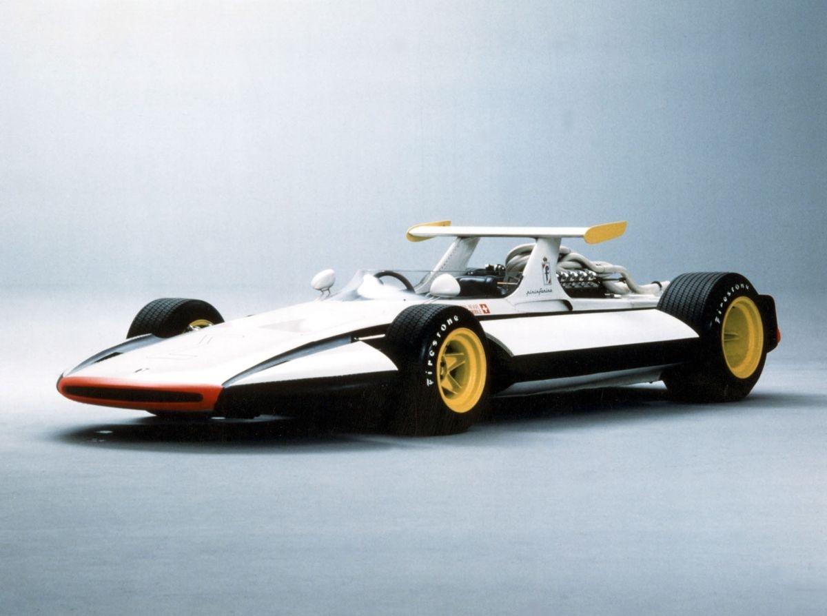 ferrari f1 design concept 2016 pininfarina sigma ferrari safety car 1969 primotipo. Black Bedroom Furniture Sets. Home Design Ideas