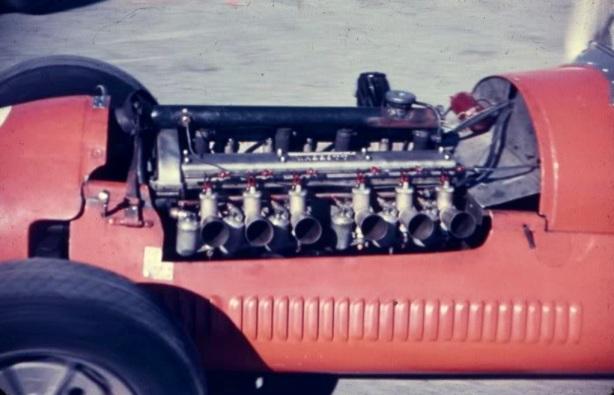 waggott 6 engine in wm
