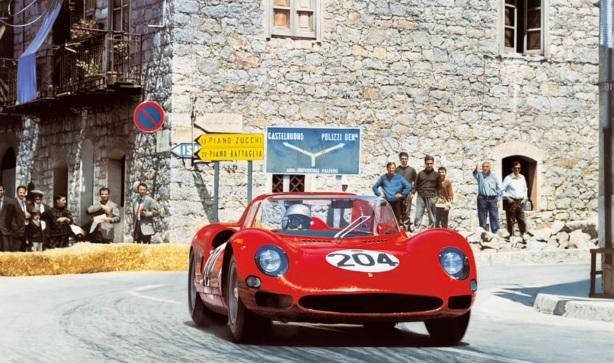 baghetti targa 1965