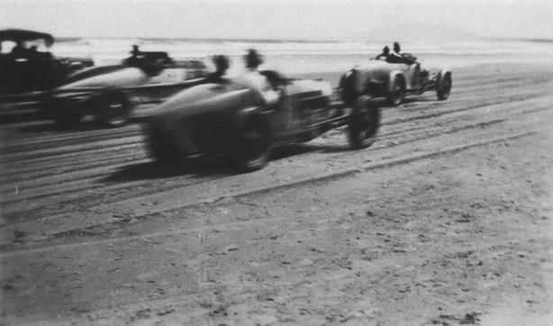 gerringong beach races