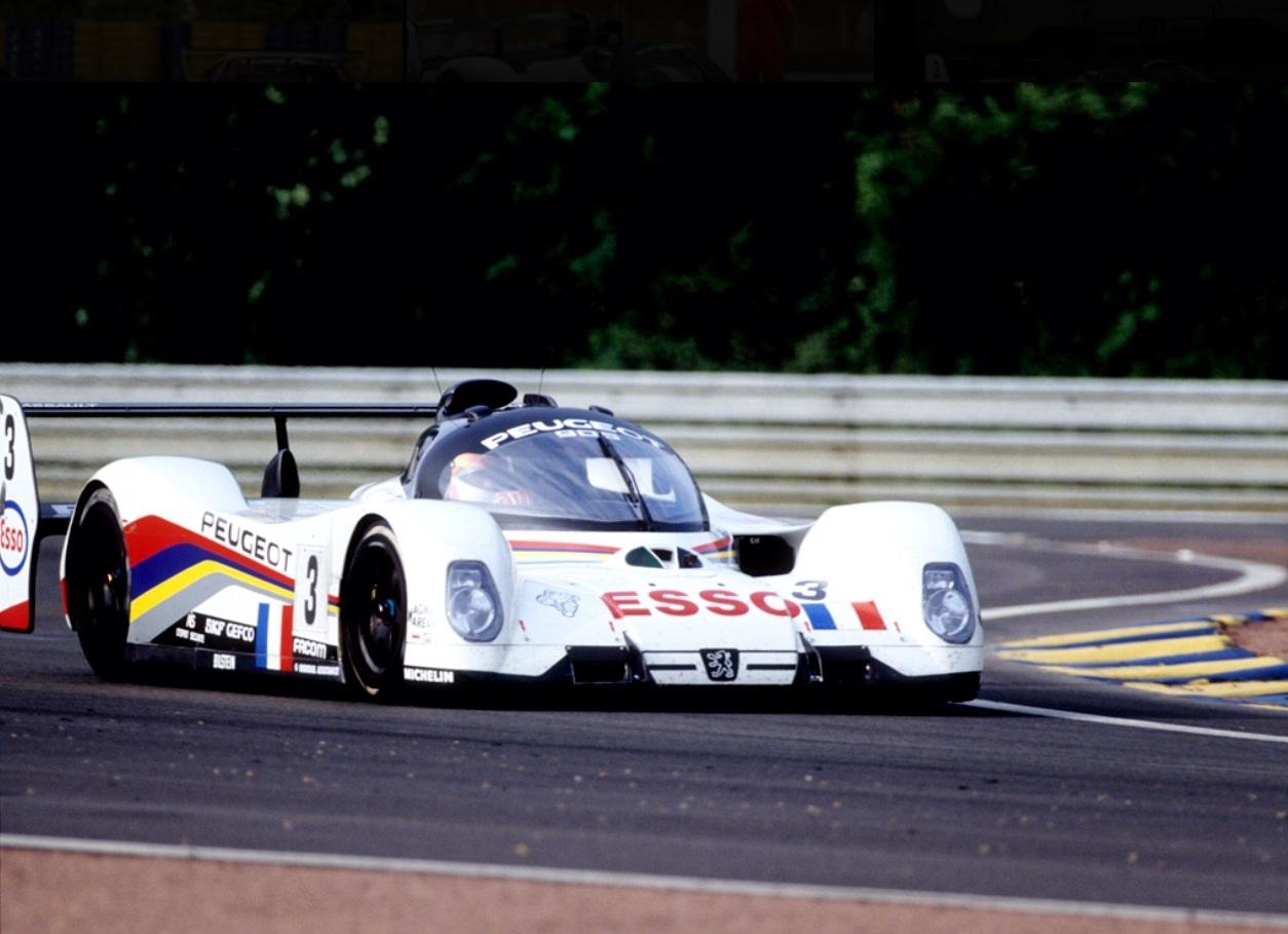 1993 Le Mans 24 Hours Primotipo