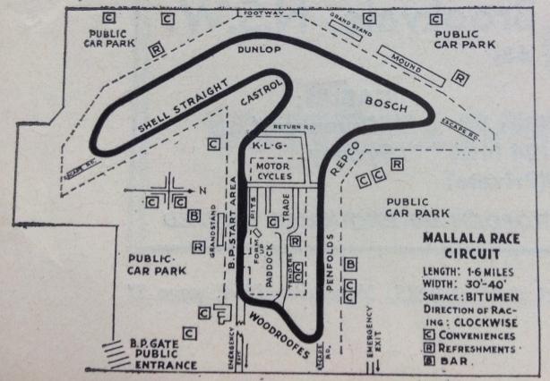 mallala map