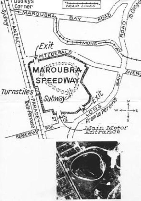 maroubra circuit