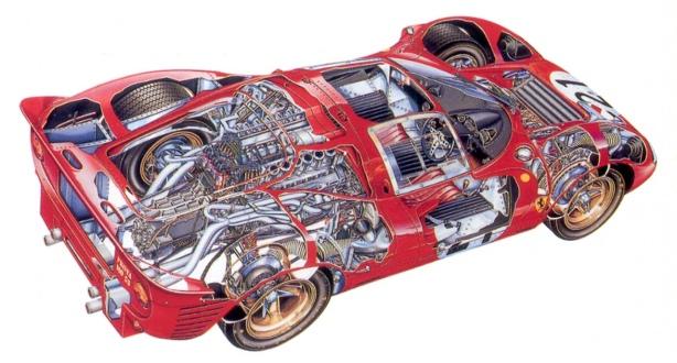 p4 cutaway